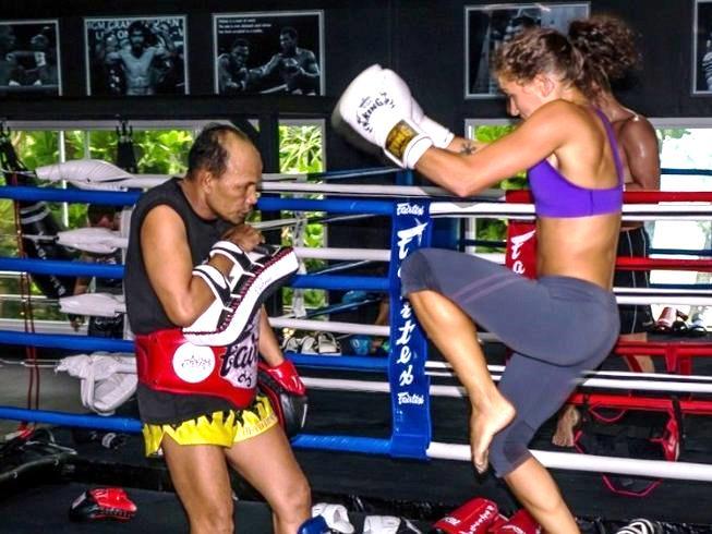 Maximum Fitness and combat training camp