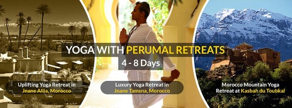 yoga with perumal
