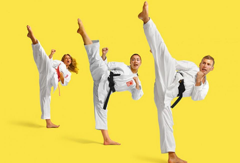 martial arts can improve your physical well-being