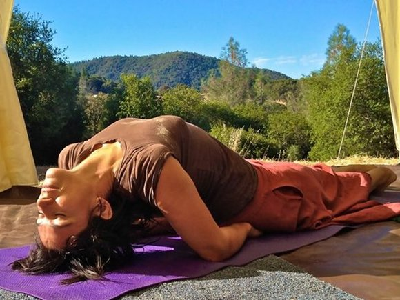 california short yoga retreat