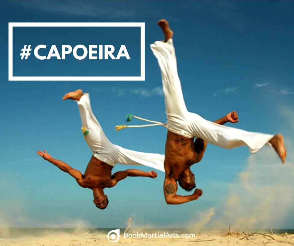 Popular Capoeira hashtags