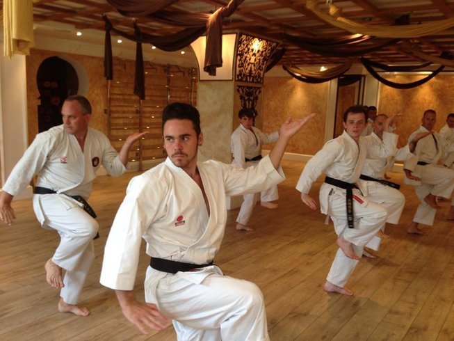 martial arts is often practiced as a form of self defense