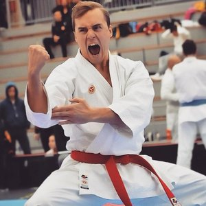 Jesse Enkamp, man behind Karate By Jesse