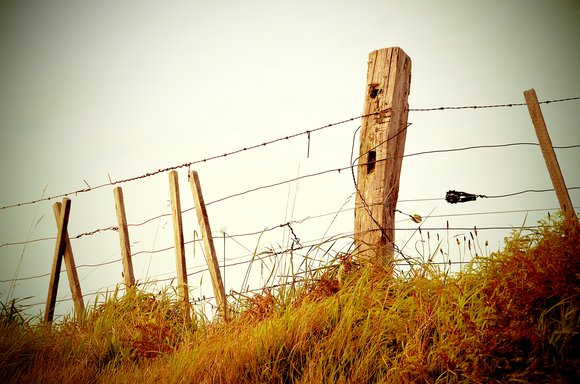 fence block