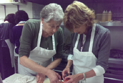 Maine adult cooking classes the message