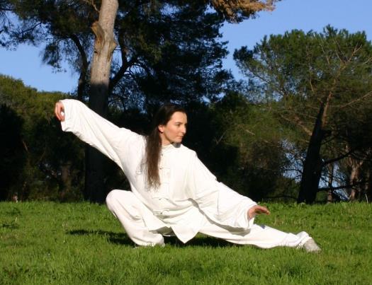 Tai Chi emphasizes slow, deliberate movements