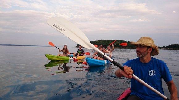 kayak marin vayu