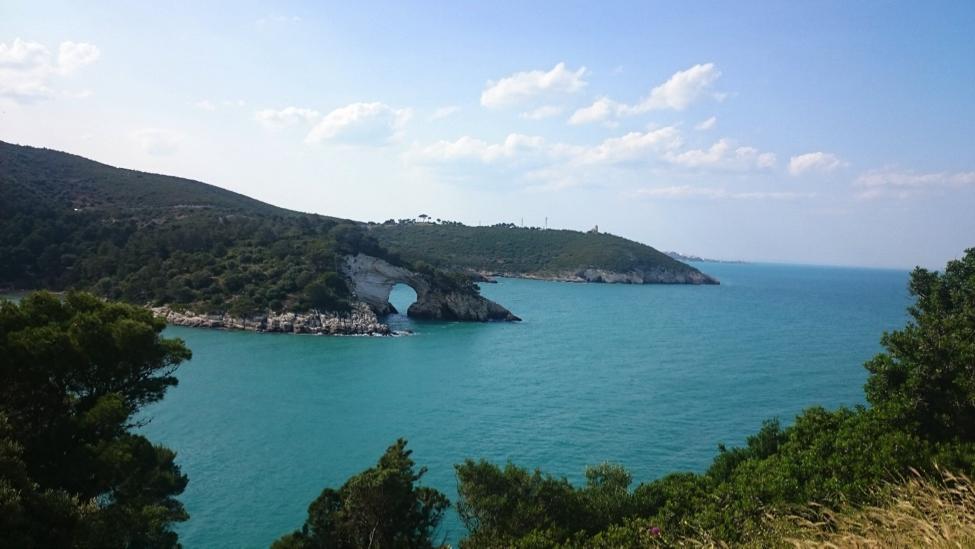 Coastal Puglia, Italy